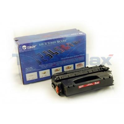 TROY 1320 MICR TONER SECURE CTG BLACK